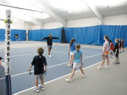 Junior Tennis Academy in Roanoke VA
