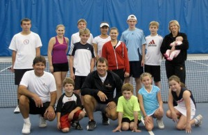 Johan Kriek Tennis Camp - Roanoke, VA