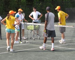 Tennis Summer Camps in Charlotte, North Carolina