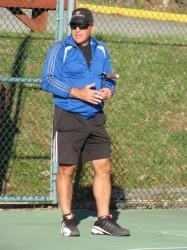 Two Time Australian Open Winner Johan Kriek
