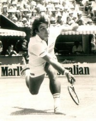 Johan Kriek - 2 Time Australian Open Winner