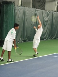 Christmas Tennis Camp 2011