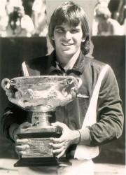 Johan wins the Austalian Open