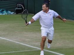 Johan Kriek - Wimbledon 2102