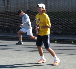 Junior Tennis Summer Camps with Johan Kriek