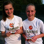 Caroline Hearp/Caitlin Carter