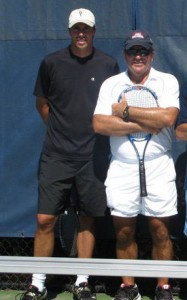 Johan Kriek & Jared Palmer Legends Tennis Camp