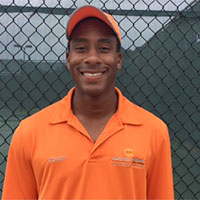 Gaston Murray, Assitant Tennis Coach at Johan Kriek Tennis Acdemay at the PGA National Resort & Spa