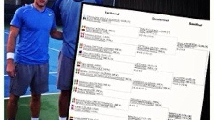 Dean O'Brien reaches the 10K ITF doubles semi-finals in Pachuca, Mexico