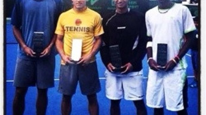 Another 10K ITF doubles final for Dean O'Brien