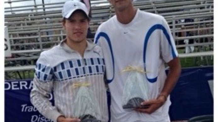 Dean O'Brien reaches doubles final in 15K Pro Circuit ITF in Bogota Colombia