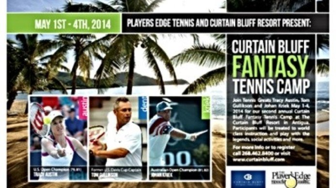 Curtain Bluff Fantasy Camp with Kriek, Austin & Gullikson