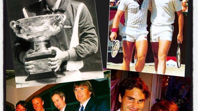 Johan Kriek in Moves Magazine on Australian Open and more