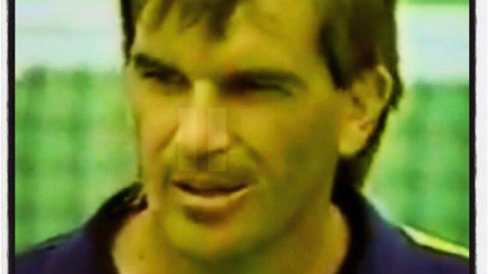 #tbt Johan Kriek vs Agassi, Connors & McEnroe