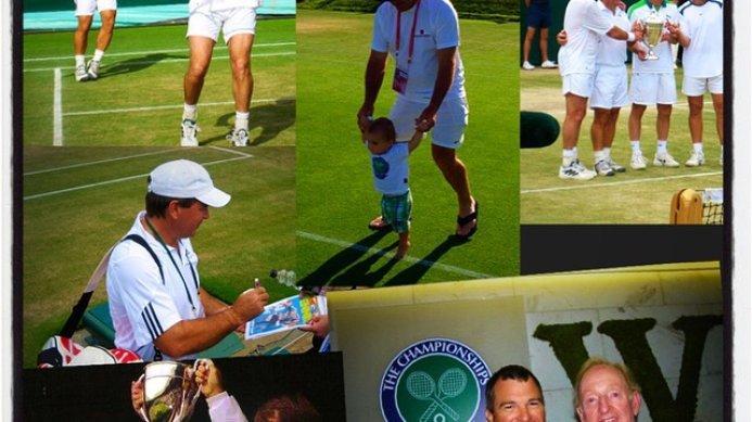 #tbt Wimbledon Memories
