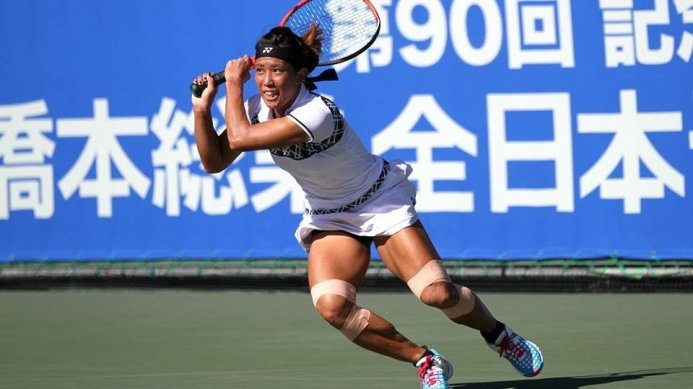 Shiho Akita Destroys WTA 186 Player In The World