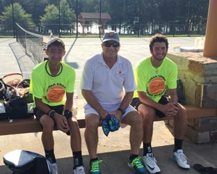 Junior Summer Tennis Camps - Charlotte, NC