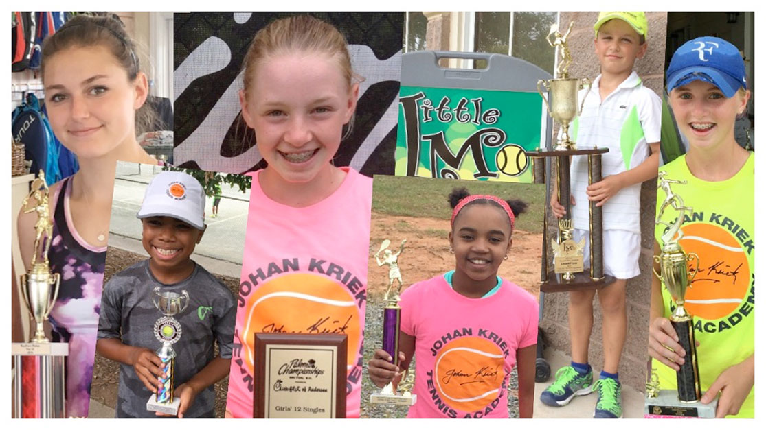 our-tennis-champions