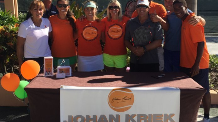 JKTA Team After a Successful Sports Carnival Event at the PGA National Resort and Spa