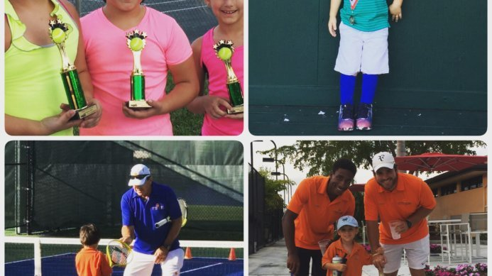 Cheers to JKTA's Youngest Tennis Stars