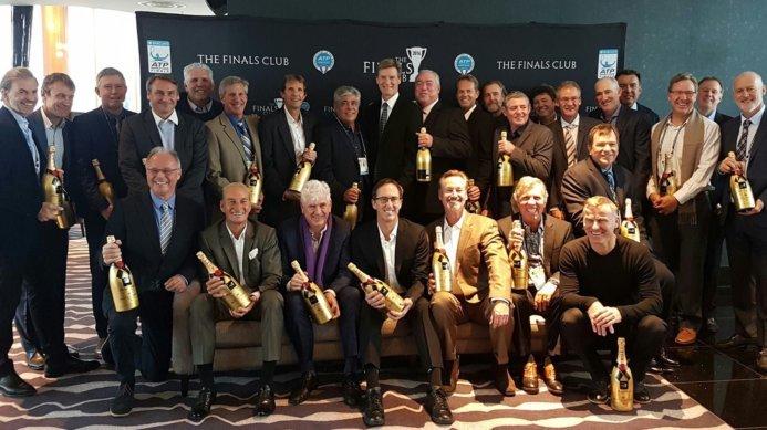 ATP Finlas Celebrating the Eighties