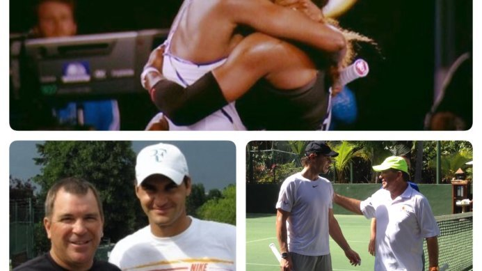 Congratulations to Serena Williams for Making Tennis History
