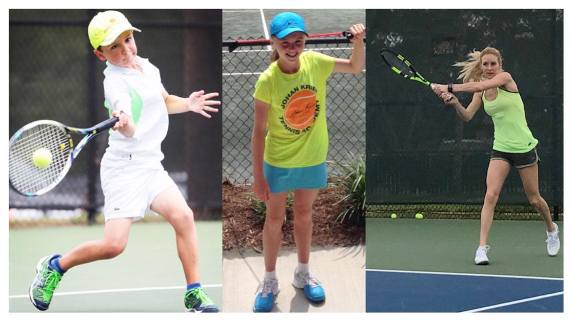 Junior Tennis Academy in Florida