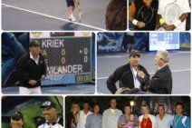 ATP Delray Beach Throw Back withy Kriek, McEnroe, Lendl and Other Tennis Greats