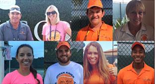 JKTA Tennis Coaches - PGA National Resort and Spa