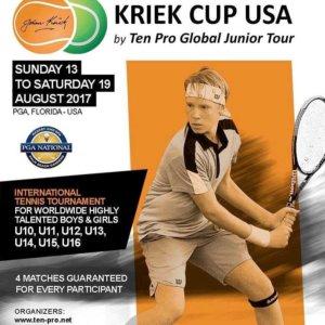 Kriek Cup at the PGA National Resort & Spa