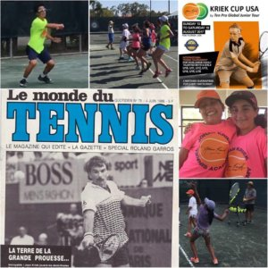JKTA SUmmer Tennis Camps for Juniors